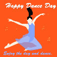 Happy Dance Day, Jump...