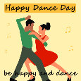 Happy Dance Day, Tango.