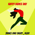 Happy Dance Day, Enjoy...