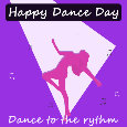 Happy Dance Day, Pink...