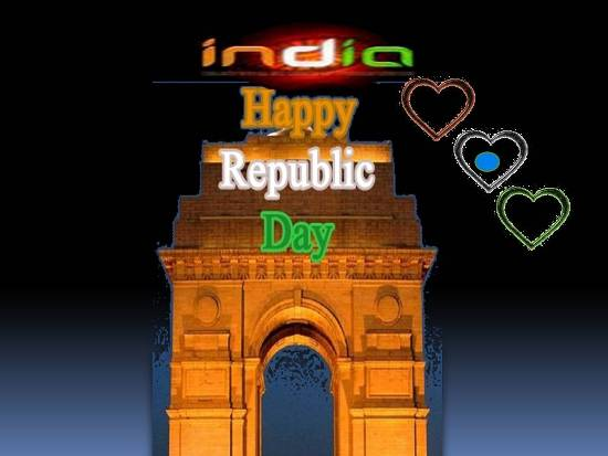 Greet Your Loved Ones On Republic Day.