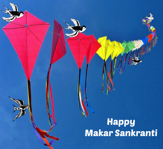 Warm Wishes Of Makar Sankranti.