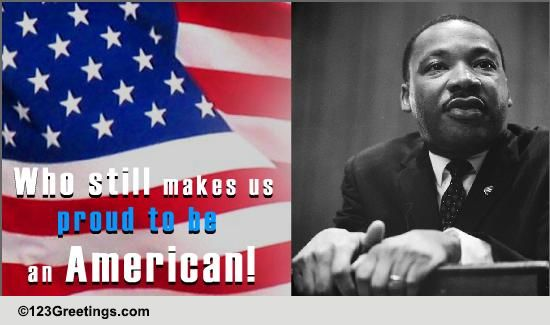 Born To Make A Difference... Free Martin Luther King, Jr ...