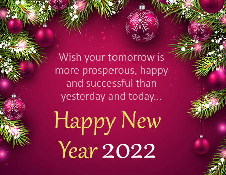 Wish Your Tomorrow Is More Prosperous