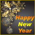 Joy, Love & Prosperity On This New Year.