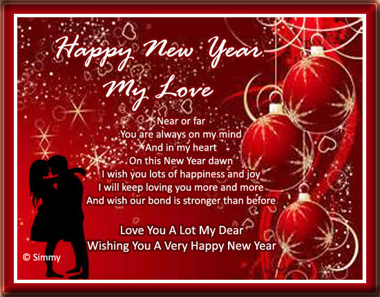 Love You A Lot My Dear. Free Love eCards, Greeting Cards ...