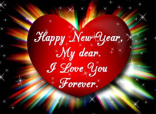 Happy New Year My Love 62