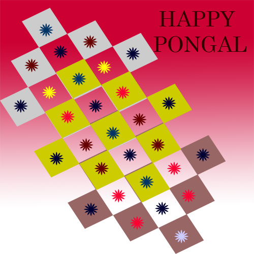 Spread The Colorful Joy Of Pongal!