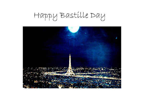 Happy Bastille Day To All.