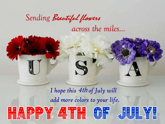 Send 4th of July Ecard!