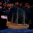 Happy Fourth Of July Ship...