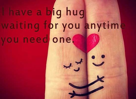 Send Hug Week Ecard!