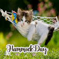 Relax And Enjoy Hammock Day...