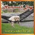 Thank God It's Hammock Day.