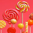 Colorful Lollipop Just For You!