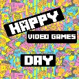 Yay! It's Video Games Day.
