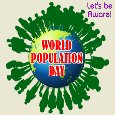 Be Aware Of World Population.