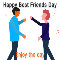 Happy Best Friends Day, Hug...