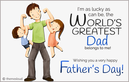 World's Greatest Dad Belongs To Me!
