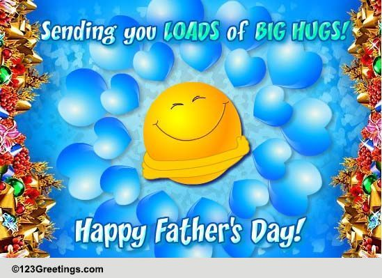 Father S Day Cards Free Father S Day Wishes Greeting Cards 123