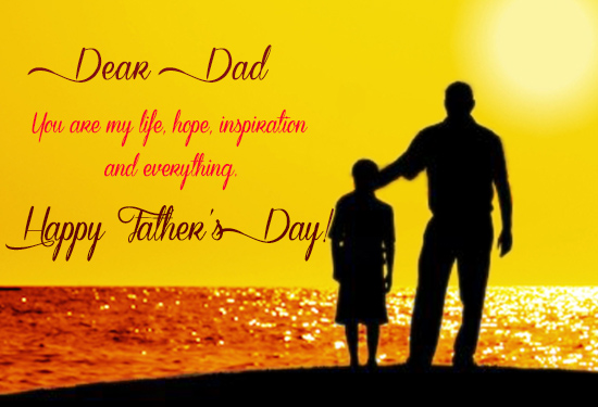 To My Dear Dad.