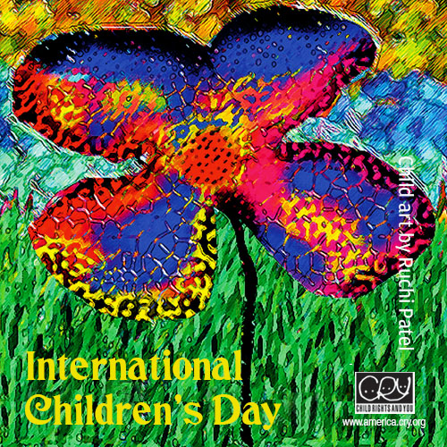 International Children's Day Special!