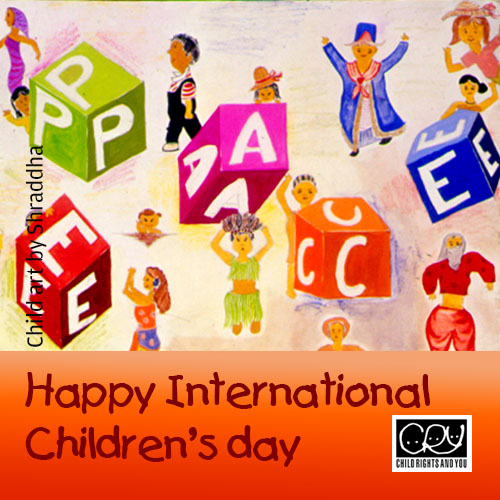 Children's Day Special Wishes For You!
