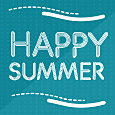Happy Day! Happy Summer!