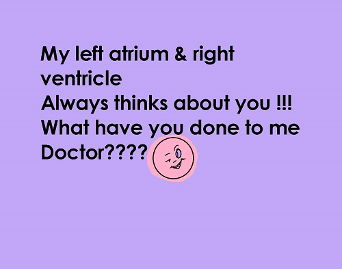 For U Doctor.