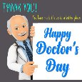A Thank You Card For My Doctor.