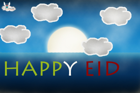 Happy Eid Evening!