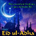 A Happy And Blessed Eid ul-Adha.