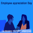 Employee Appreciation Day, Office...