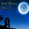 Romantic Full Moon Day With You!