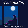 Full Moon Day, Buddy.