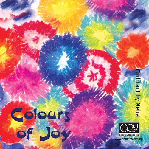 Colors Of Joy!