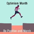 Optimism Month Jump!