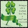 Happy Saint Patrick's Day Wishes.