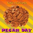 My Pecan Day Card.
