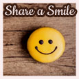 Keep Calm & Share Your Prettiest Smile.