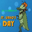 Celebrate St. Urho's Day.