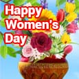 Happy Women's Day To You...