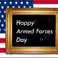 Armed Forces Day Greetings!