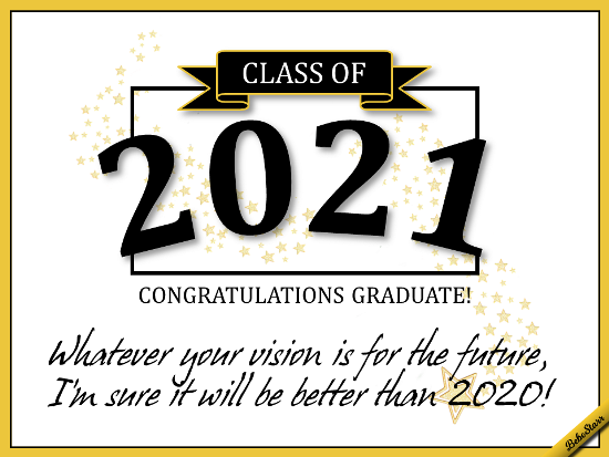 Your Vision Is 2020.