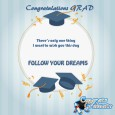 Congratulation Graduate Wishes.