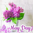 Sending Pretty Blooms On May Day...
