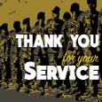 Thank You For Your Army Service.