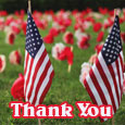 Thank You For Memorial Day Wishes.