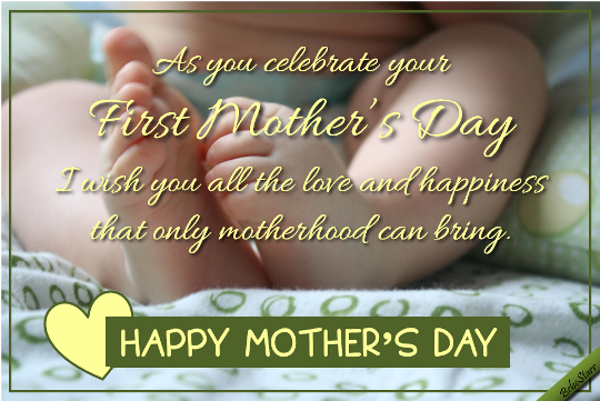 Celebrate Motherhood.