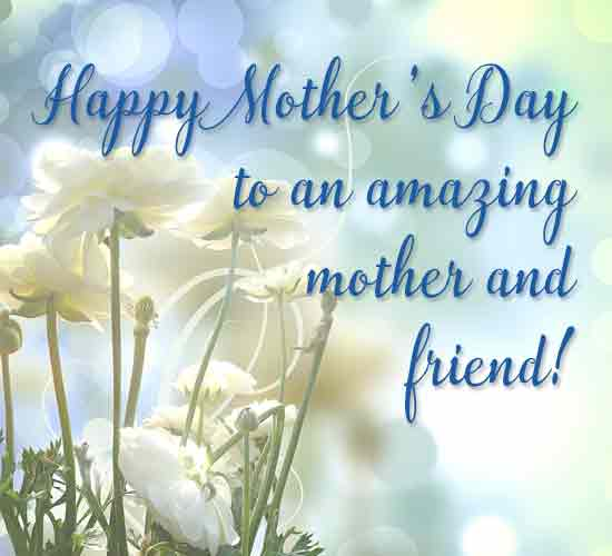 Amazing Mother. Free Friends eCards, Greeting Cards   123 ...
